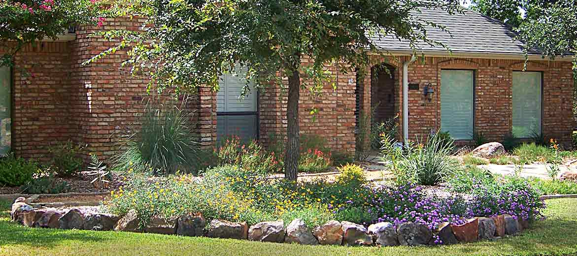 Expert Help with Low maintenance low water use landscaping in Dallas